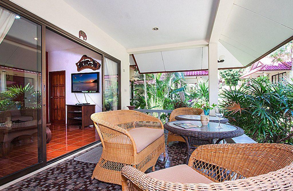 Villa 2 chambres deluxe
