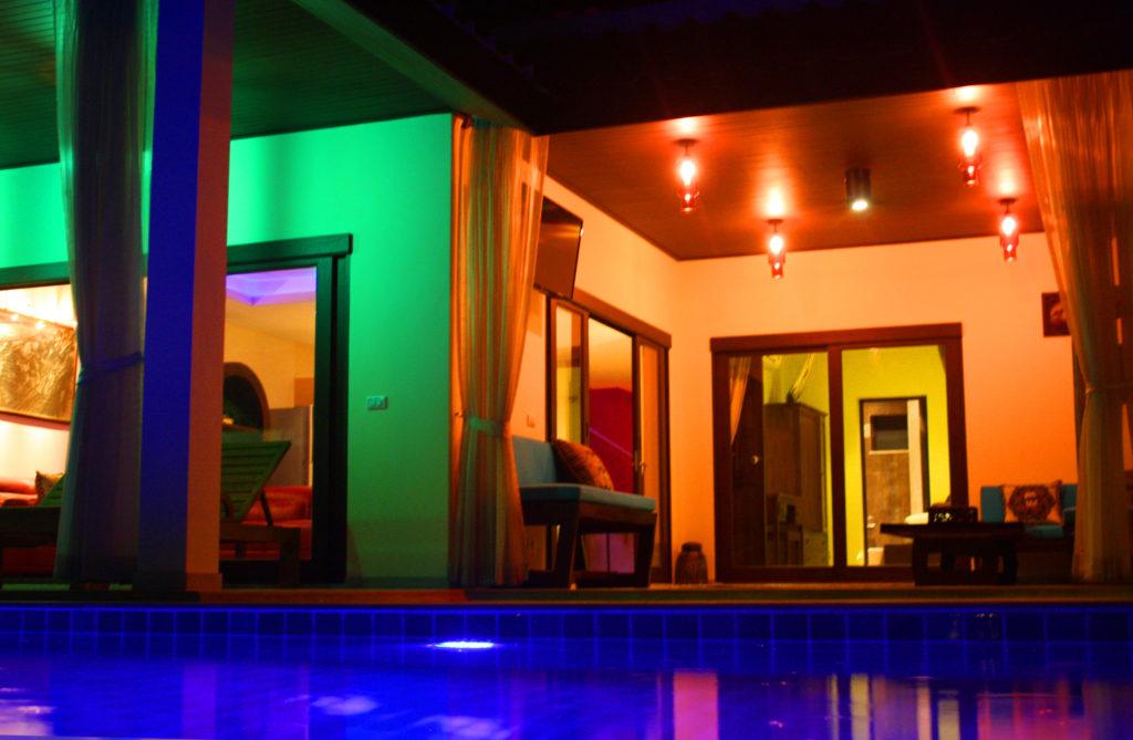 Villa 3 chambres avec piscine privée - Chor Chang Samui Villa ...